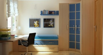 simple teenage rooms ideas for limited space