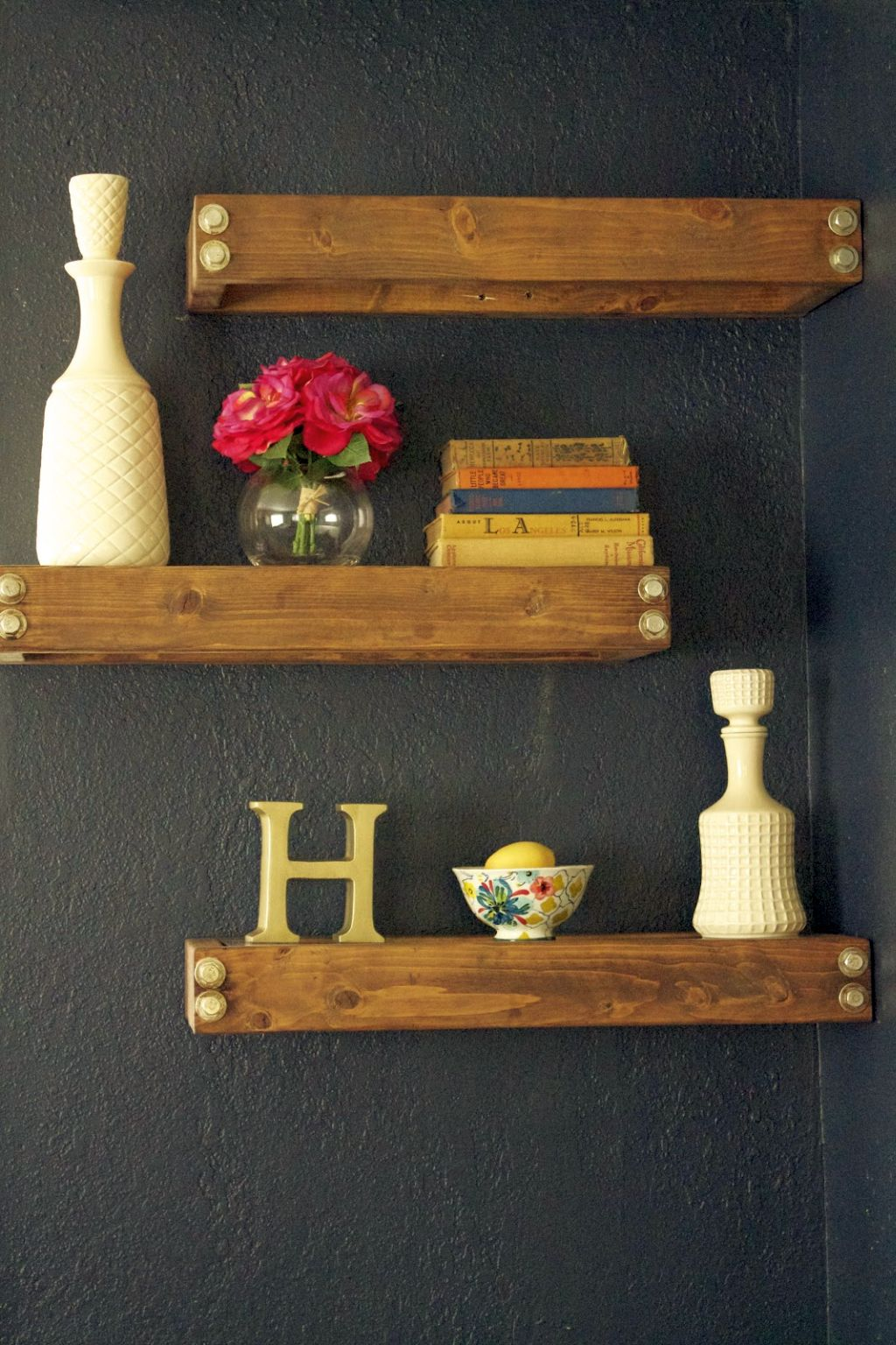 nursery floating shelves 20 neat floating shelf decorating ideas 1118