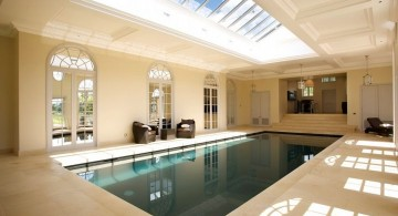 small indoor swimming pool