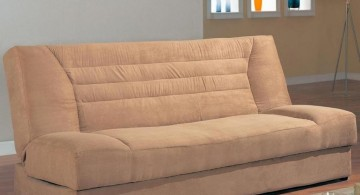 small sofa beds for small rooms in beige