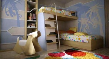 space savvy stylish bunk beds for kids