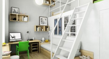 space smart stylish home office