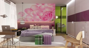 spacious pretty girl bedrooms