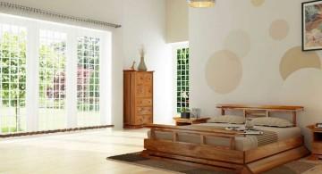 spacious zen bedroom ideas