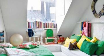 teenage girls room inspiration designs for attic room