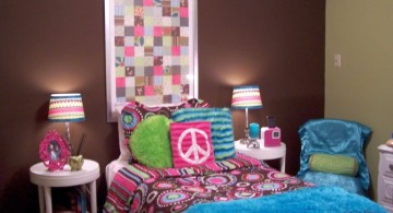 teenage rooms ideas for small space