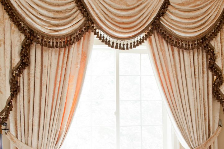 Hanging Curtains In Bedroom