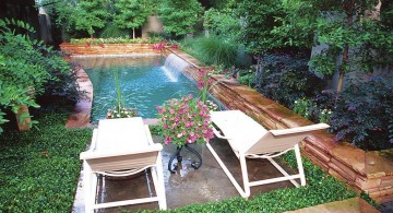 tiny swimming pools for narrow yard
