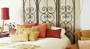 unique tall headboard tuscan style bedroom furniture