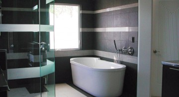 vain black bathrooms ideas