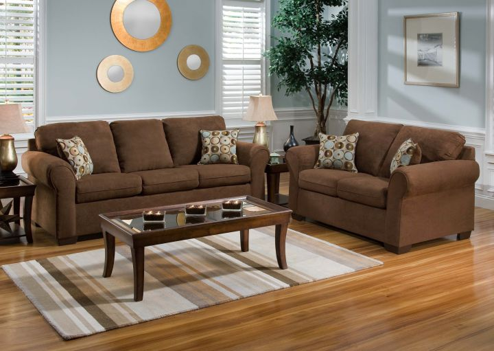 blue and brown living room ideas 17 pleasant blue and brown living room designs 8949