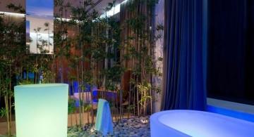 Agalarov Estate bathroom decor