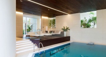 Agalarov Estate indoor pool