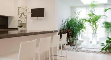 Agalarov Estate kitchen bar
