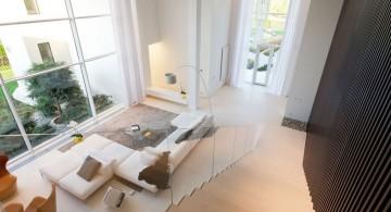 Agalarov Estate living room bird eye view