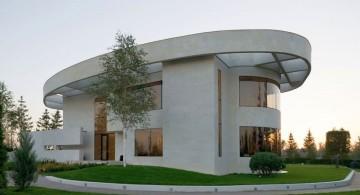 Agalarov Estate side view