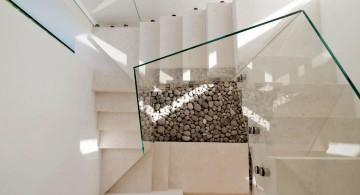 Agalarov Estate spiral staircase