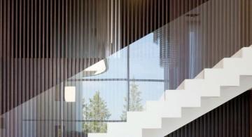 Agalarov Estate staircase side view