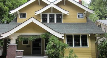 Craftsman House Remodel front view