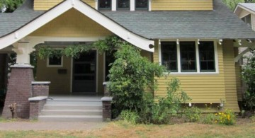 Featured Image of Craftsman House Remodeled Front View