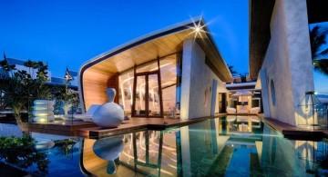 Iniala beach house pool side