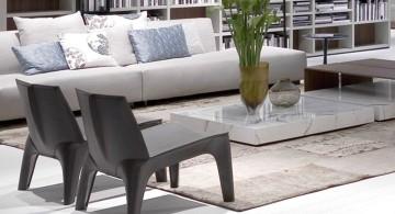 Italian furniture maker modern chair