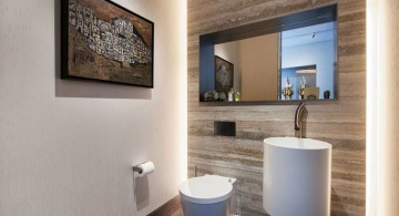 Manhattan Penthouse toilet