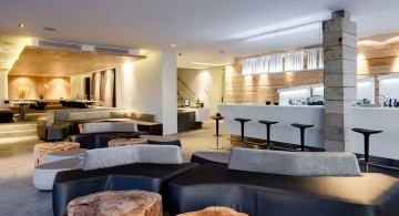 POD Hotel South Africa lounge and bar