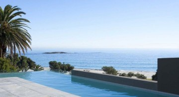 POD Hotel South Africa pool and seaview
