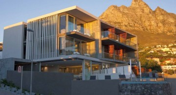 POD Hotel South Africa side front view