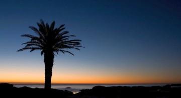 POD Hotel South Africa sunset