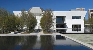 aga khan museum entrance