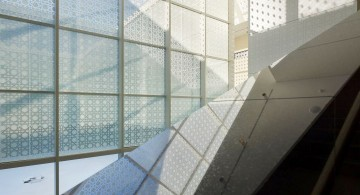 aga khan museum windows