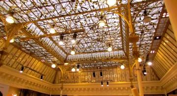 beautiful ceilings unique beams