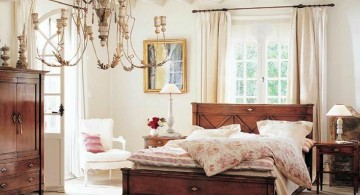 bright Gothic bedrooms