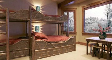 classic bunk bedroom ideas