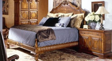 classic tuscan bedroom furniture