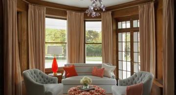 classic vintage small sitting room ideas