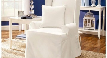 classy high end slipcover