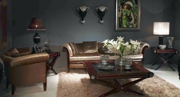 classy sofa Italian furniture maker