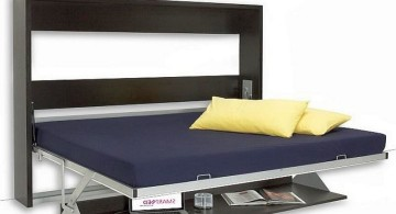 contemporary Desk bed combo