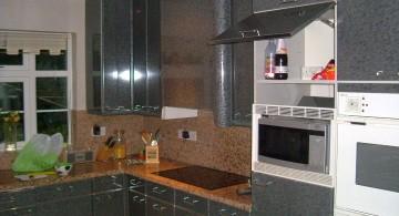 contemporary Grey Kitchen Ideas