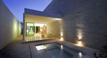 contemporary small pool ideas