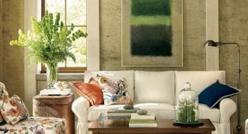 elegant retro modern decor
