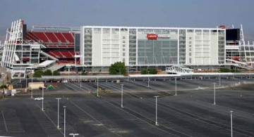 featured image of 49ers museum front view
