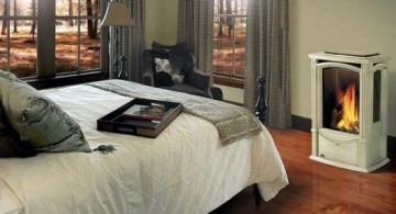 featured image of gas fireplace bedroom small portable looking