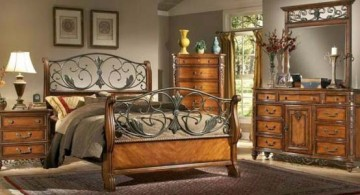 featured image of tuscan bedroom furniture with intricate details