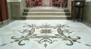 floor tiles for living room beautiful pattern