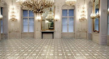 floor tiles for living room geometrical tiles