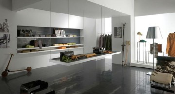 floor tiles for living room polished black granite